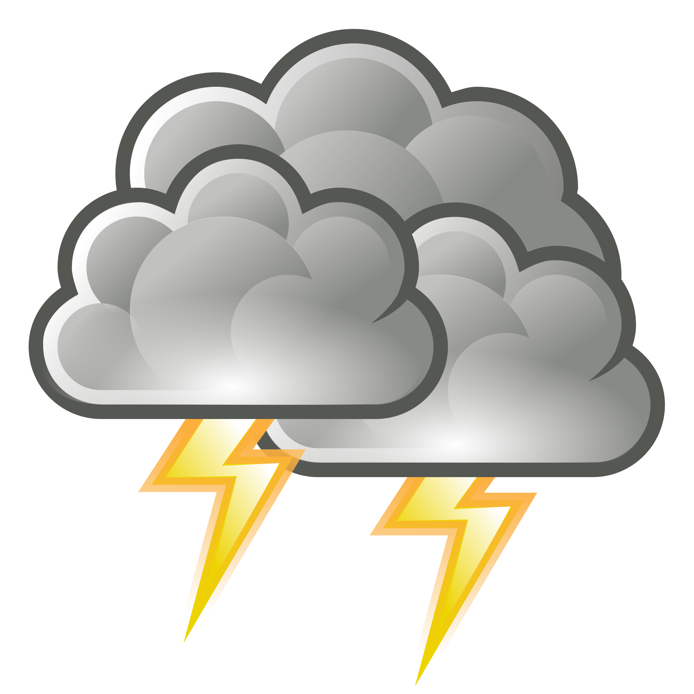 Storm Clipart Severe Weather #3