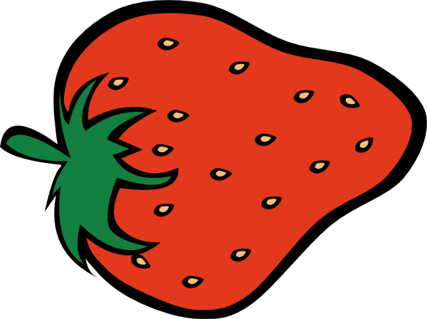 Strawberry Clipart this image as: