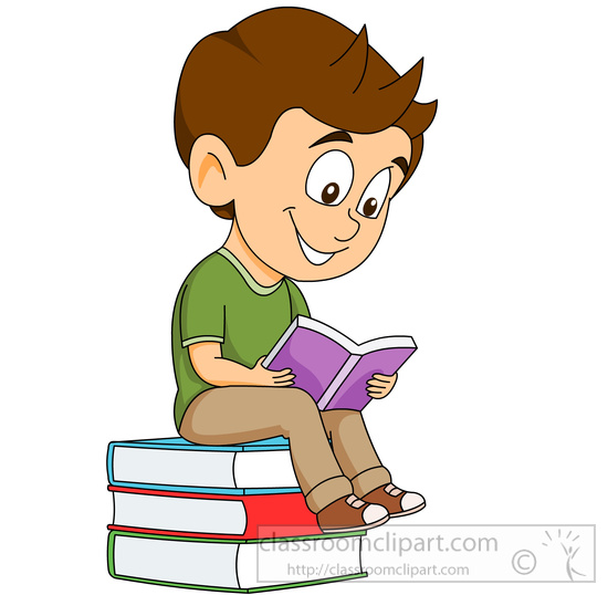 Books For Clip Art 10