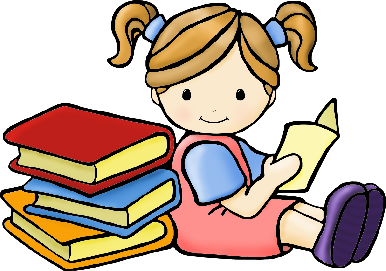 Reading Clipart Free Images