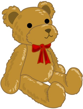Stuffed Animal Clipart Free .