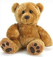 stuffed animal teddy bear