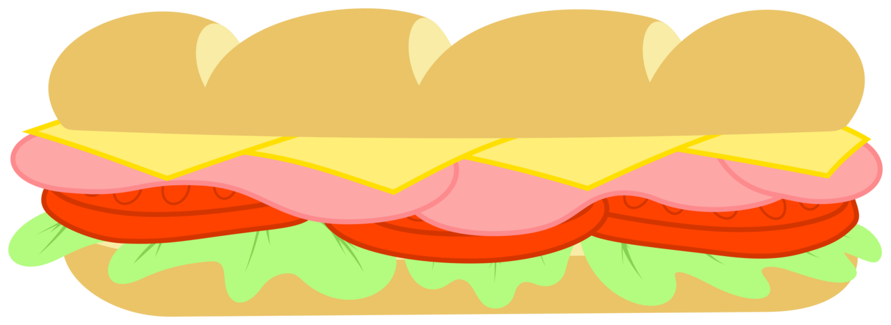 Sub Sandwich Clip Art