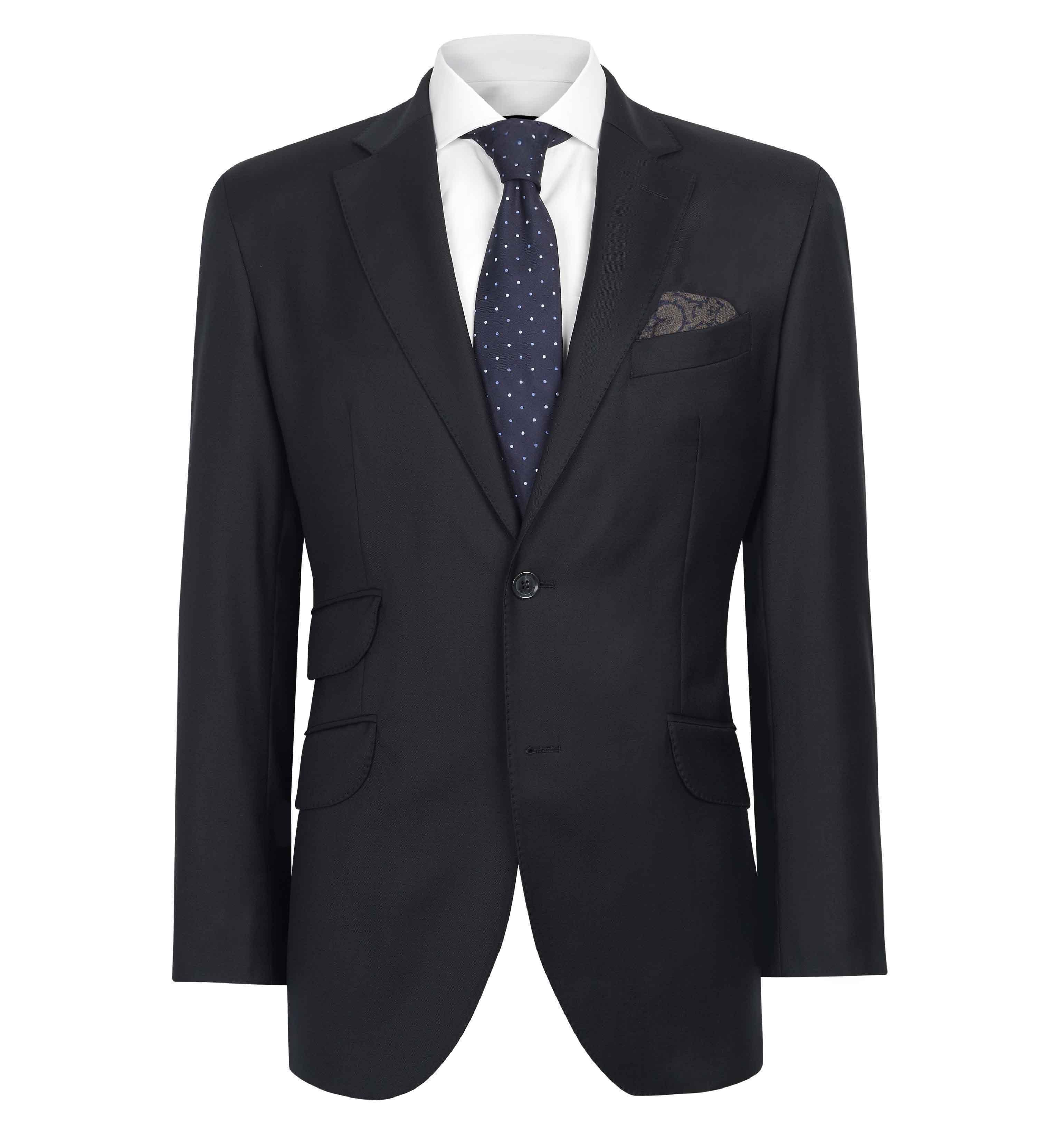 Black Man In Suit Clipart
