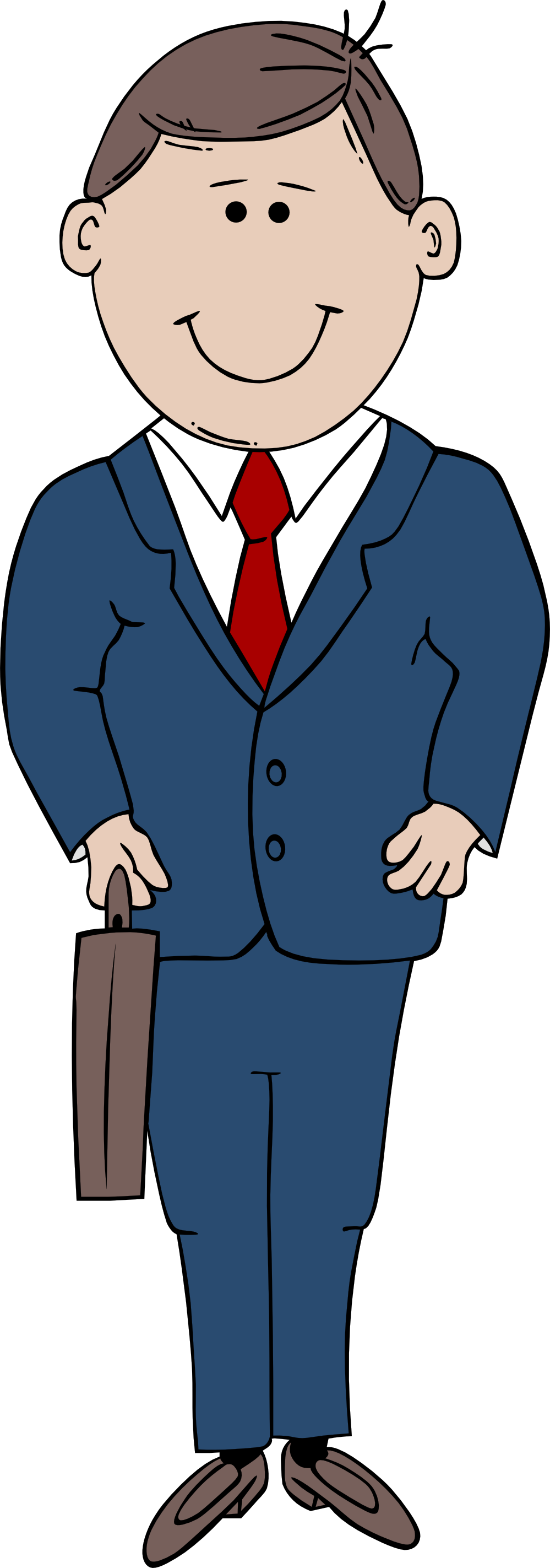 Suit clipart suite #6