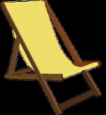 Summer Beach Set - Beach Chair .