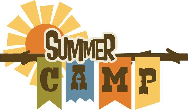 Summer camp clipart 0