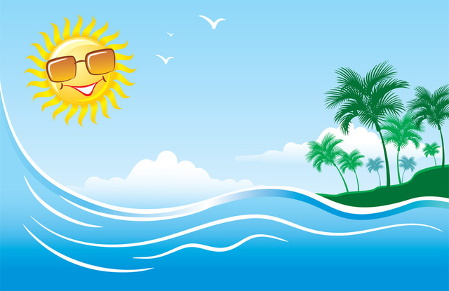 Summer clipart free large images 2 clipartcow