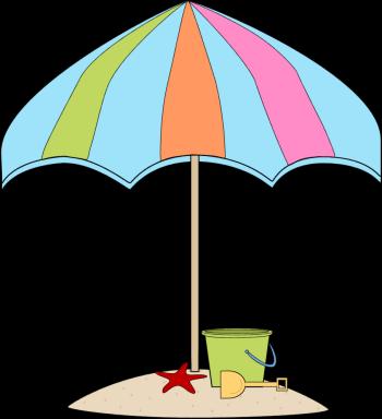 Summer Sand Clip Art - Summer Sand Image. UMBRELLA BEACH CLIP ART ...