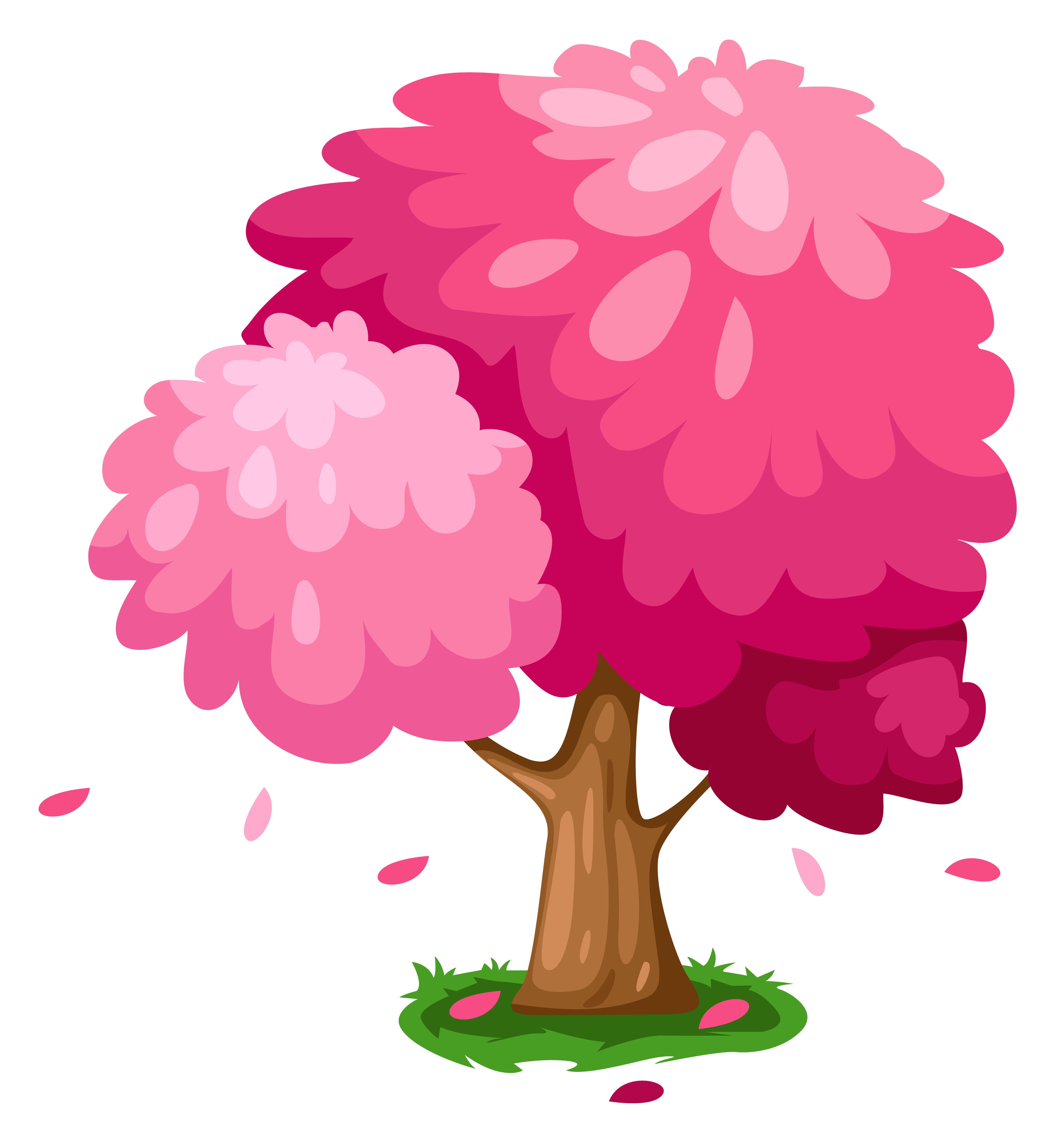 Summer Tree Clipart | Clipart library - Free Clipart Images