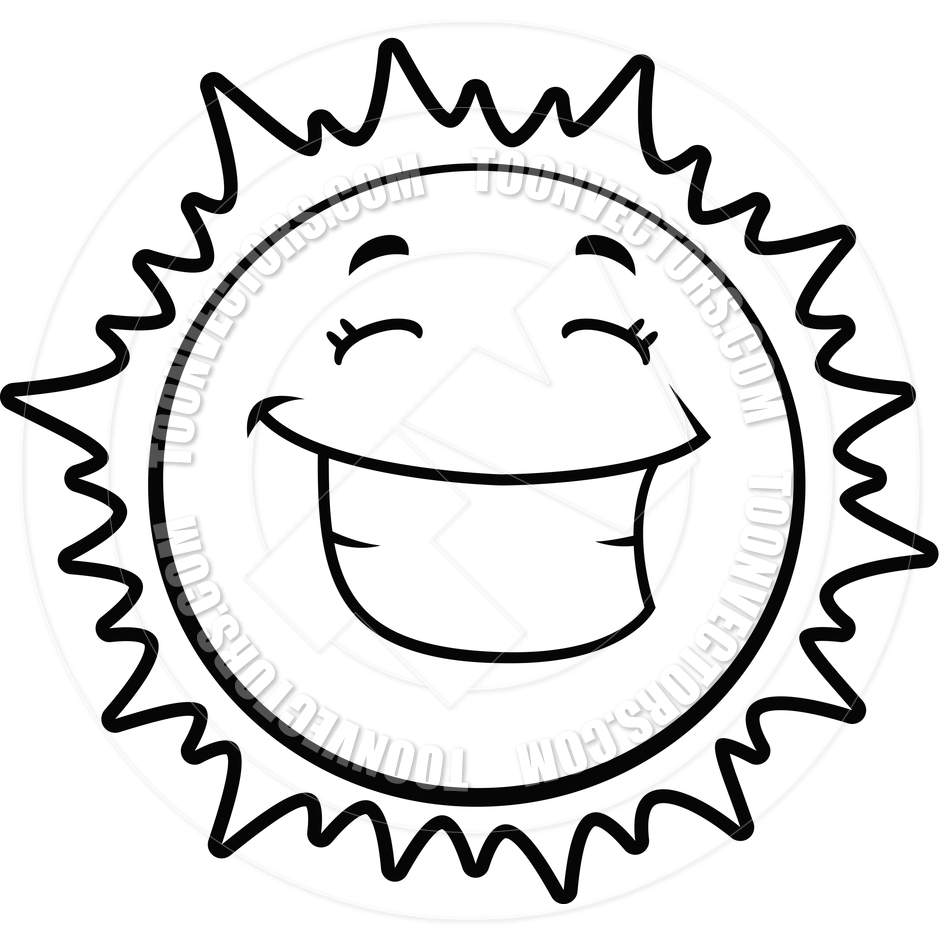 Sun Clipart Black And White Clipart Panda Free Clipart Images