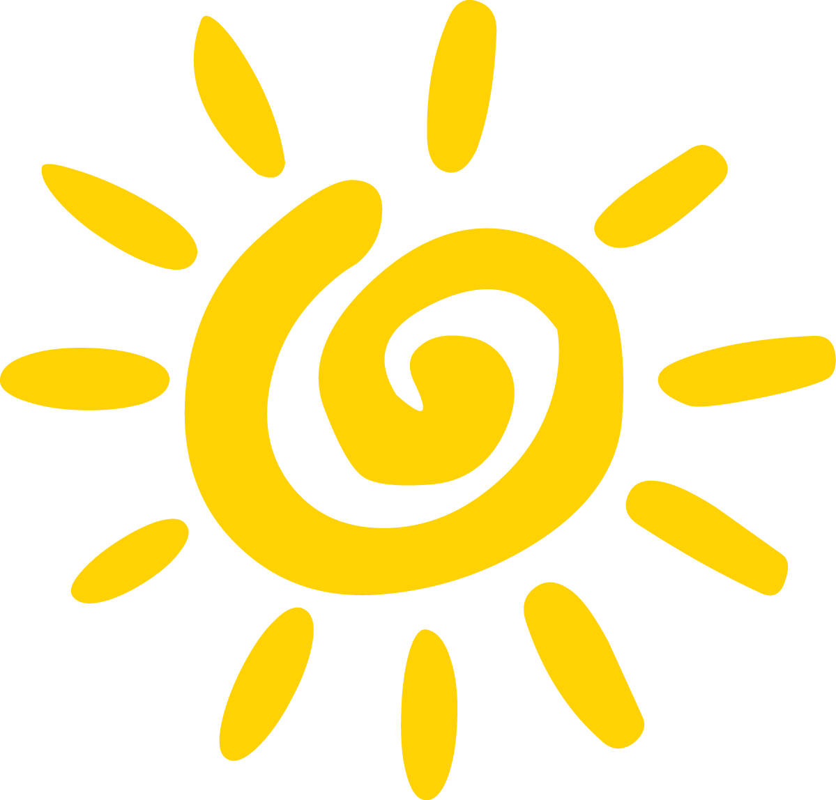 Sun Clipart Free Images At Cl - Sun Clipart