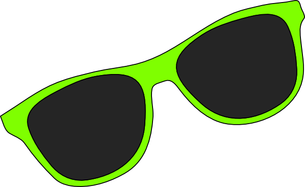 Sunglass Clipart this image as: