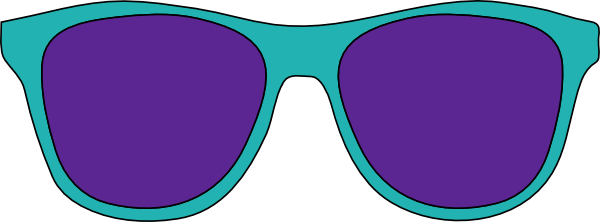 Ray Ban clipart heart sunglass #3
