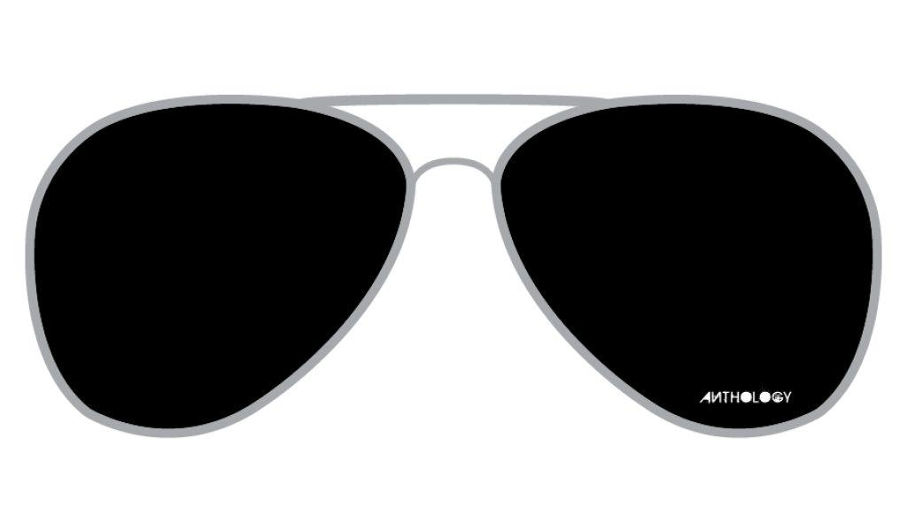 sunglasses clip art aviator .