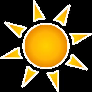 Sunshine sun clipart free clipart images 2