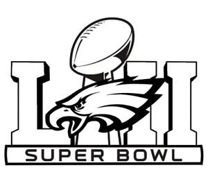 Eagles super bowl clipart 7 » Clipart Station