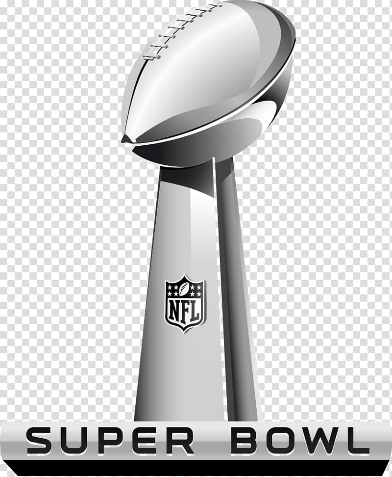 NFL Super Bowl trophy, Superb - Super Bowl Clipart