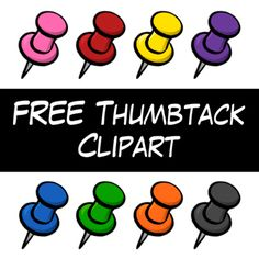 Super cute FREE Thumbtack .