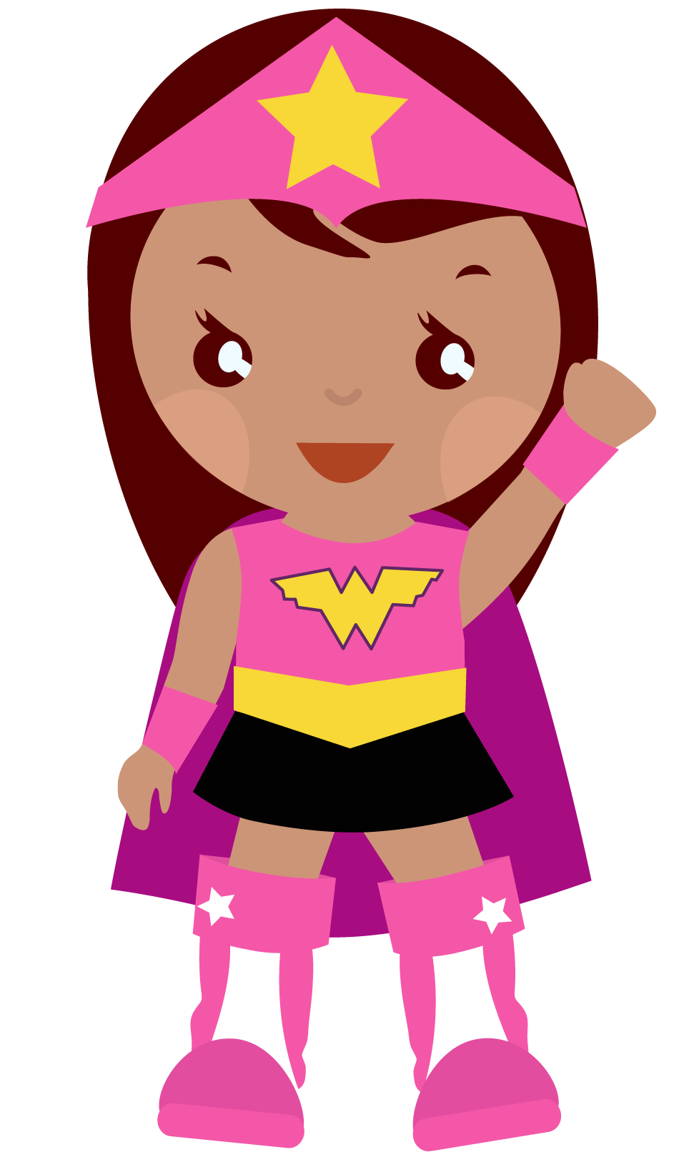 Supergirl Chibi By Artbox99 -