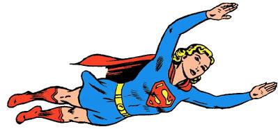 Clipart Superwoman Clipart