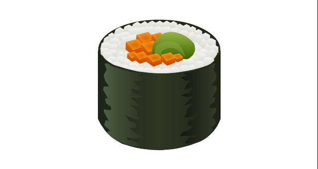 Sushi clip art