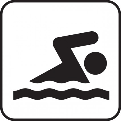 Swim Clip Art