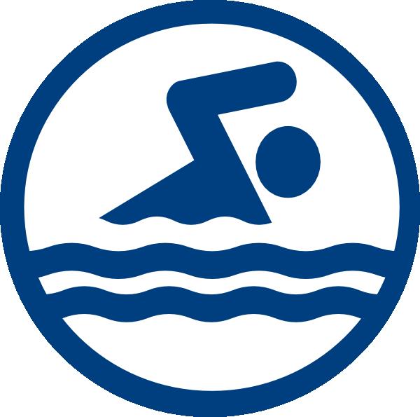Swim Party Logo Clip Art At Clker Com Vector Clip Art Online