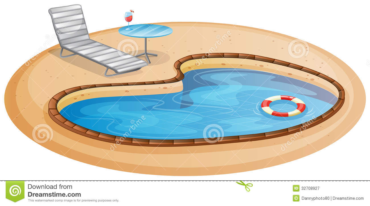 Swimming Pool Royalty Free Stock Photography Image 32708927