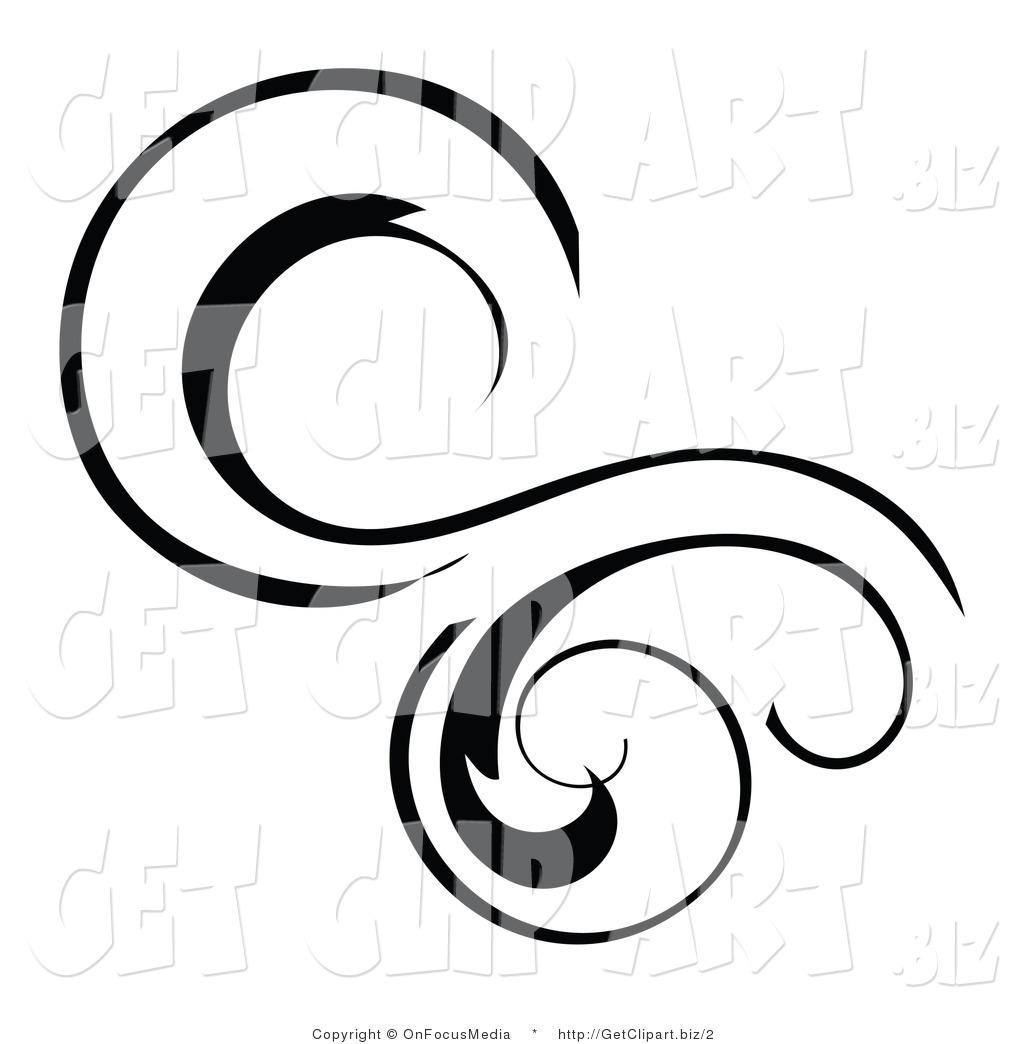 Clipart Swirls Clipart