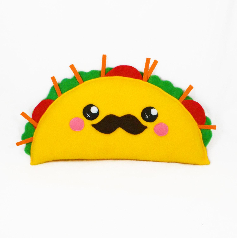 Cute Taco Clipart Small