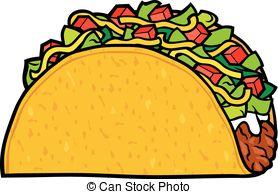 Taco clipart #8