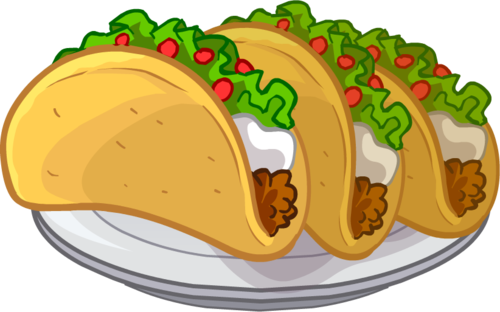 taco clipart meat taco clipart on the plate wikiclipart animations