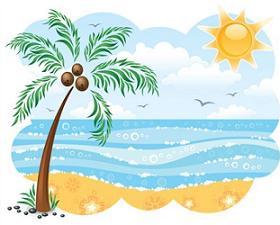 Tags: Summer Beach scenes, .