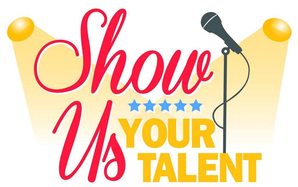 Talent Show Tryouts Clipart #1