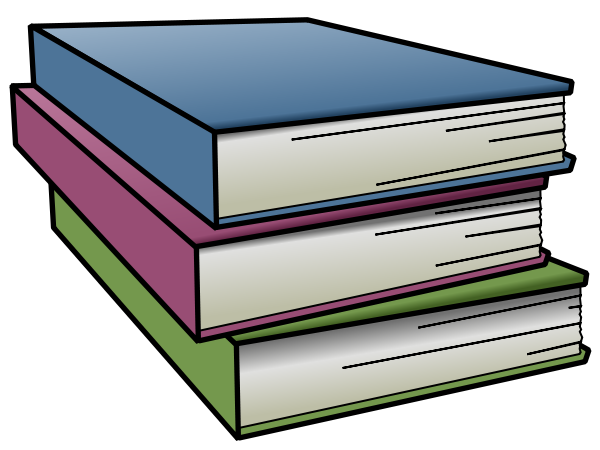Tall Stack Of Books Clipart Clipart Panda Free Clipart Images