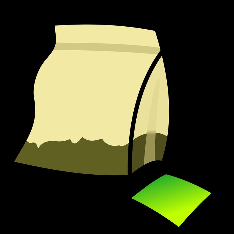 Tea Bag Clipart Free. Symbol Drinks Tea - TalkSense