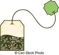 tea bag Stock Illustrationby ...