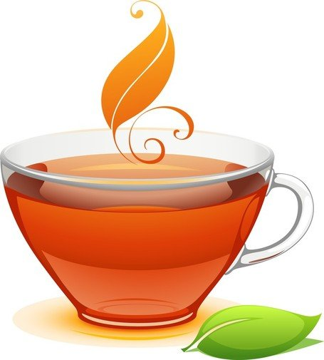 A Cup Of Tea - Tea Clipart