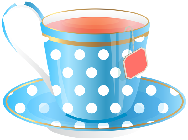 Tea clipart transparent #1