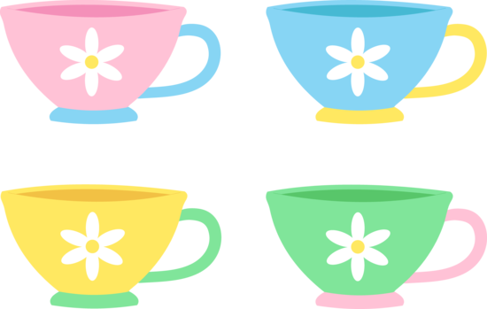 ... Tea Cup Clip Art - clipartall ...
