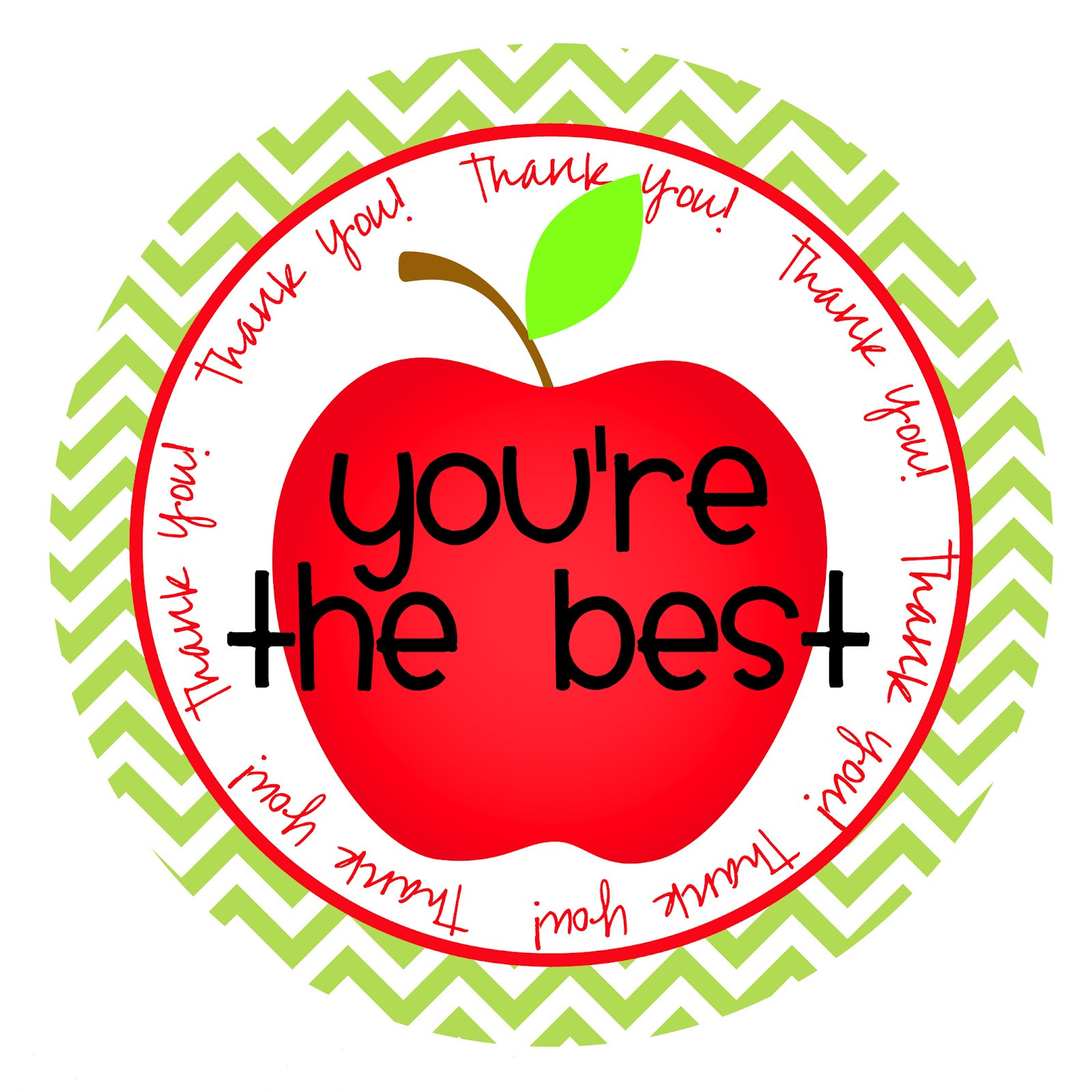 Teacher Appreciation Clip Art #15390