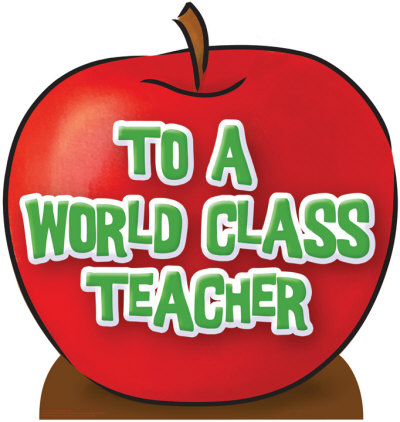 Teacher appreciation clipart clipart