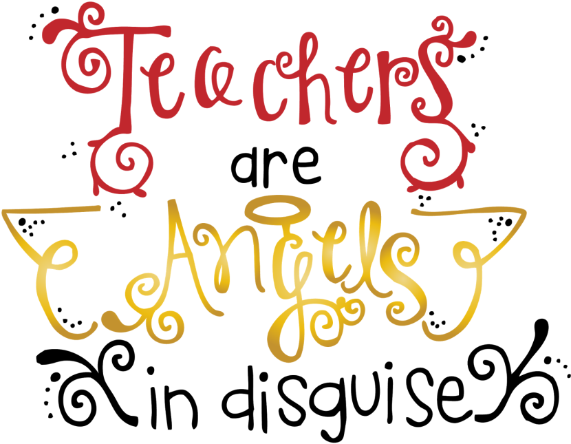 Teacher Appreciation Clipart - PNG Image #8999