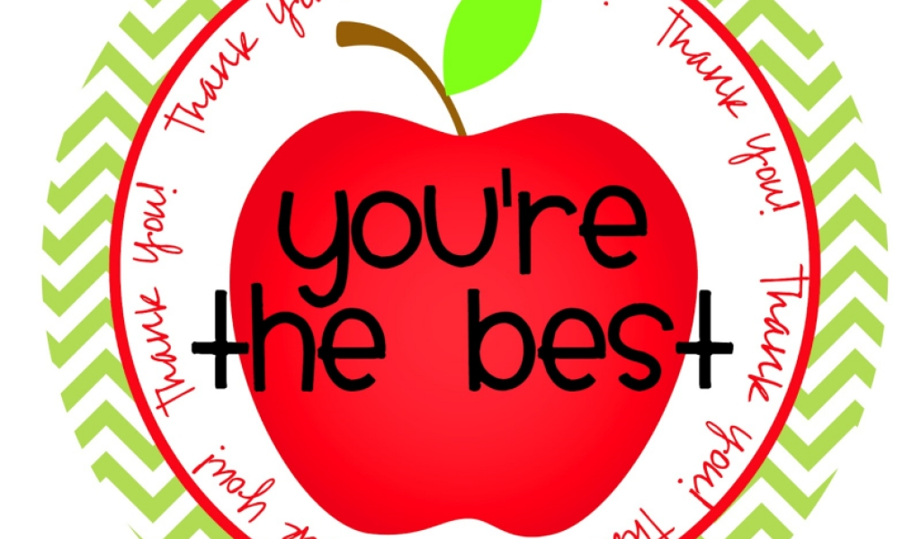 Teacher Appreciation Clipart - PNG Image #9003