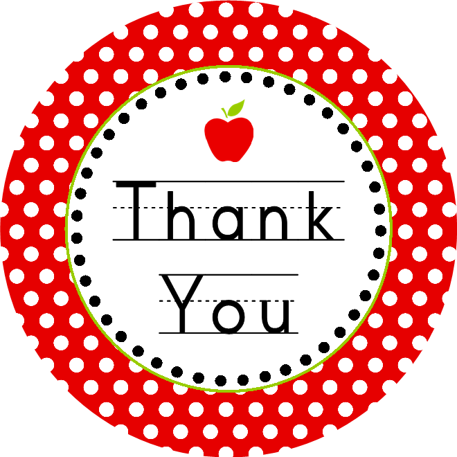 Teacher Appreciation Free Clipart #1