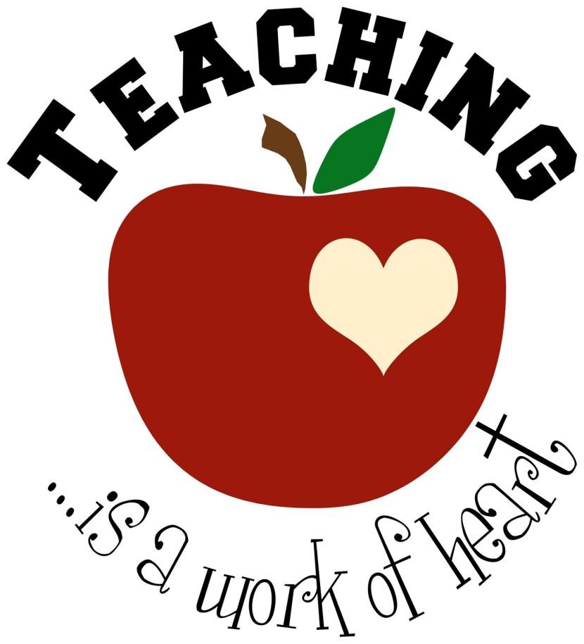 Teacher Appreciation Clipart .