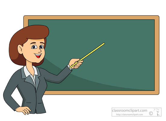 teacher-holding-pointer-at- .