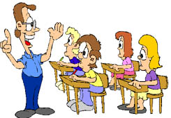 Teacher teaching clipart - ClipartFest