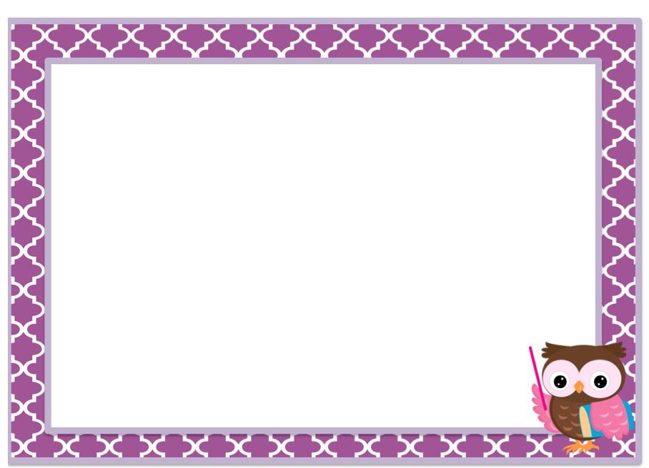 Teacherspayteachers Com Product Owl Stationarypost Cardswriting 762619